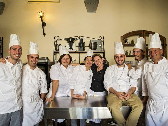 8 Days Gastronomical Tuscan Cooking Vacation in Tuscany, Italy