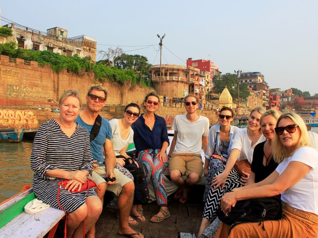 13 Days Spiritual Adventure and Yoga Retreat in India