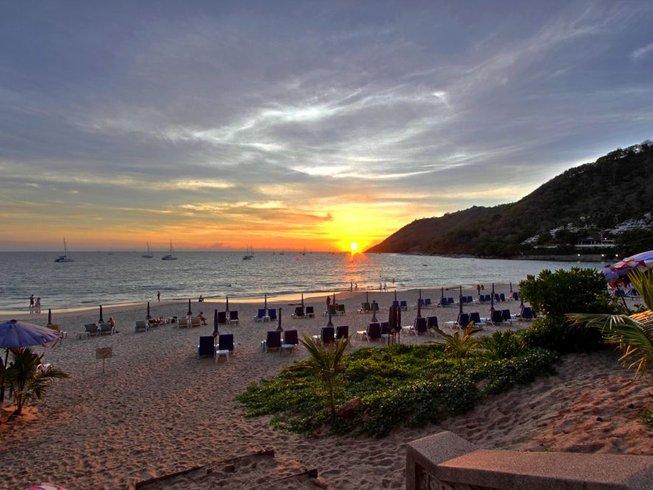 6 jours en stage de yoga pour se détendre à Phuket, Thaïlande
