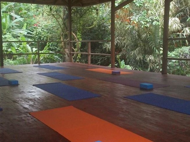 8 Day Yoga Retreat in Costa Rica in the Carribean