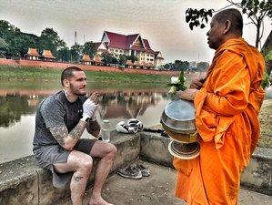 14 Days VIP Weight Loss, Yoga, Muay Thai, CrossFit, and Meditation Training in Phitsanulok, Thailand