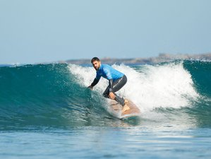 8 Day Intensive Improver Surf Camp in Gran Canaria, Canary Islands