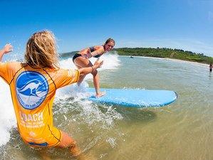 12 Week Surf Development Course, Sydney Australia
