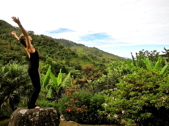 12 Days 'Yoga for Dancers' Retreat in Costa Rica