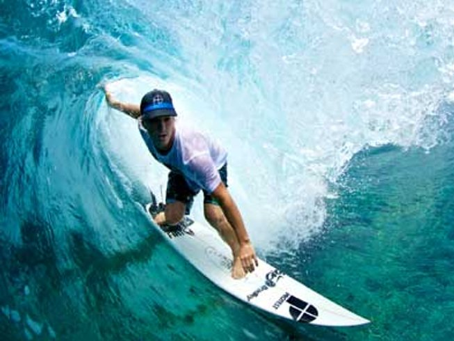 7 Days Surf Camp in Maldives