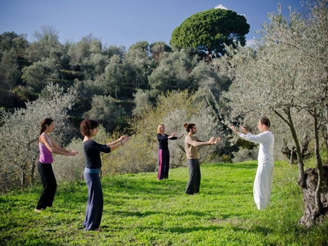 6 Days New Year Meditation and Yoga Retreat in Spain