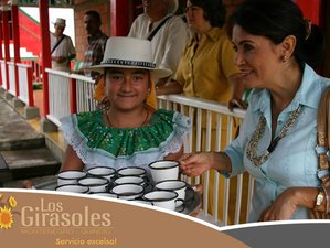 5 Day National Coffee Park Visit and Culinary Getaway in Montenegro, Quindío