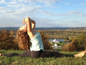 4 Tage zu Gast im Yoga Retreat in Virginia, USA