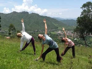 14 Days Inspirational Bhakti Yoga Retreat in Ecuador