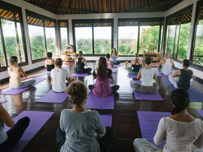 8 Days Self-Healing Mastery Yoga Retreat in India