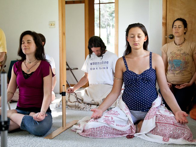 3 Days Learn How to Meditate Yoga Retreat California