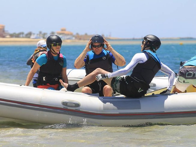5 Days Beginner and Intermediate Kitesurfing Camp in Safaga, Egypt