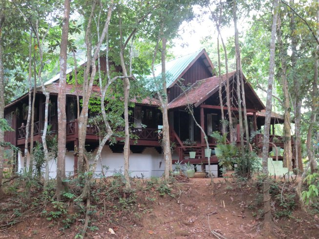 3-Daagse Stille Meditatie en Yoga Retraite in Siem Reap, Cambodja