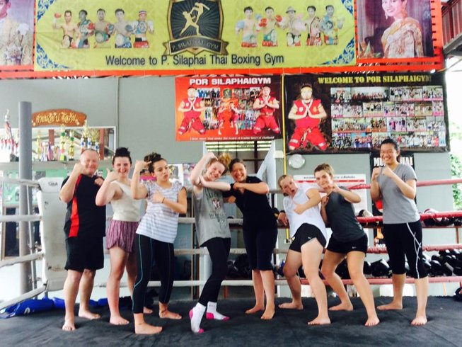 21 Days Muay Thai Training Camp in Chiang Mai, Thailand