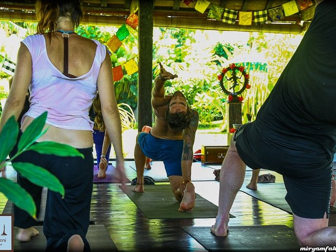 6 Days Deepen Your Yoga Retreat in Bali, Indonesia