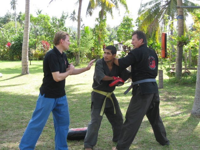 1 Year Martial Arts Training Camp in Thailand