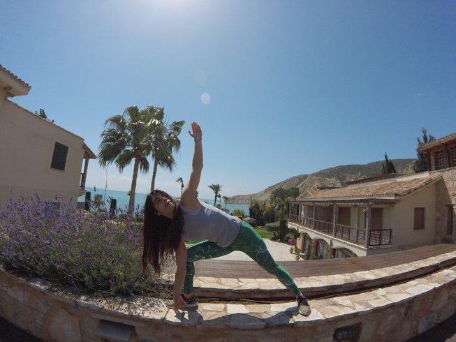 4 Tage Yoga Urlaub am Pissouri Bay, Zypern