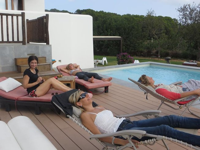 8 Days Ibiza Yoga Retreat