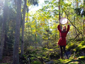 14 Day Shamanism, Ayurveda, and Yoga Course in Småland