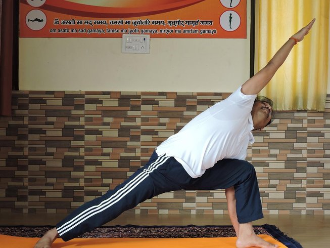 28 Days 200-Hour Hatha Yoga Teacher Training in Varkala, India
