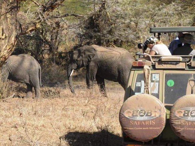 10 Days Walking Safari in Tanzania