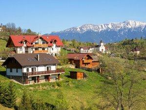 7 Tage Yoga- und Wanderreise in den wunderschönen rumänischen Bergen, Rumänien