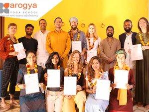 28 Day 200 Hour Yoga Therapy Teacher Training in Rishikesh