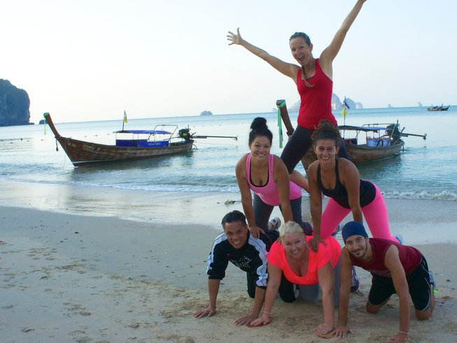 7 Days Yoga, Fitness, and Detox Retreat in Krabi, Thailand