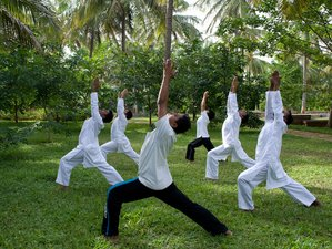 15 Days Meditation, Yoga and Spiritual Retreat in India