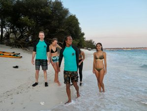 6 Days Yoga and Surf Camp in Gili Trawangan, Indonesia