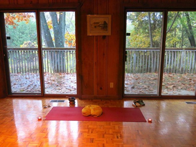 3 Days Weekend Escape Yoga Retreat in Canada