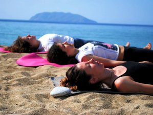 8 Dagen Yoga, Gezond Eten & Eenvoudig Leven in Gavdos, Griekenland