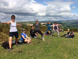 4 días escapada de meditación y retiro de yoga en Gales, Reino Unido