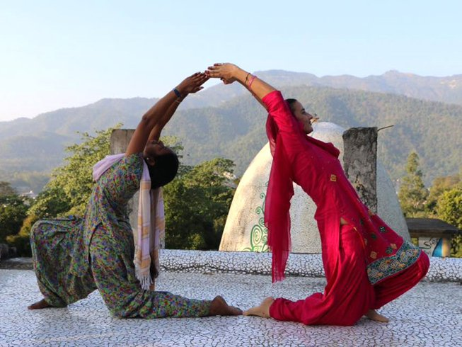 6 Days Yoga Retreat Rishikesh, India