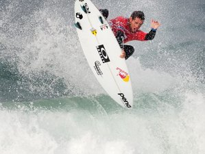 8 Days Budget Surf Camp in Peniche, Portugal