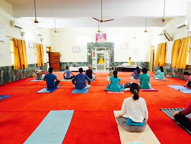 11 Days Sacred Meditation and Yoga Retreat India