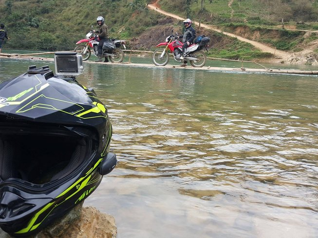 13 Days Off-Road Northwest Vietnam Motorbike Tour