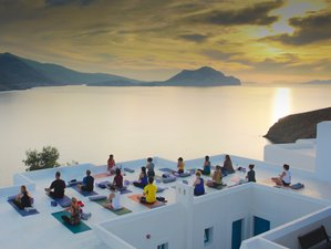 6 Day Bliss Yoga Holiday in Amorgos