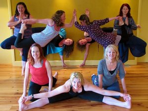 5 Days Anusara Yoga Retreat in Leitrim, Ireland