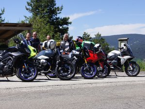 12 Days Pyrenees Adventure Guided Motorcycle Tour in France, Andorra, and Spain