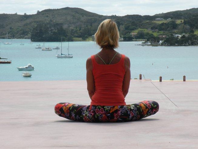 6 días retiro de yoga y senderismo en Northland, Nueva Zelanda