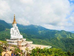14 Days Detox for Weight Loss, Meditation,Yoga,Muay Thai and Fitness Retreat in Phetchabun, Thailand