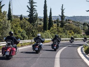 7 Day Grand Mani Guided Motorcycle Tour in Peloponnisos, Greece
