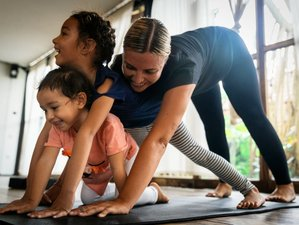 7 Days 50-Hour Children and Teens Mindfulness and Yoga Teacher Training in Bali, Indonesia
