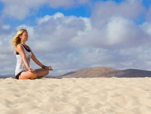 8 Days Fuerteventura Yoga Retreat Spain