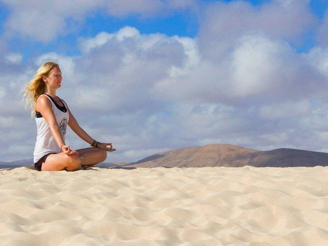 8 Days Fuerteventura Yoga Retreat Spain