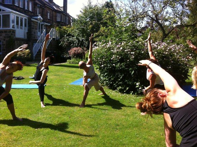 3 Days New Year Meditation and Yoga Retreat in England, United Kingdom