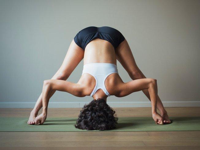 7 Days Ashtanga and Yin Yoga Retreat in Italy