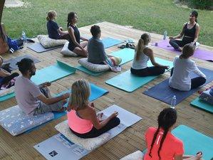 7 días saludables con yoga, meditación, naturaleza, senderismo en Pineda de Mar, Barcelona