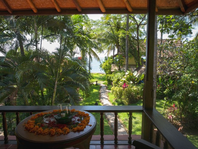 8 Days Meditation, Philosophy & Yoga Retreat in Bali